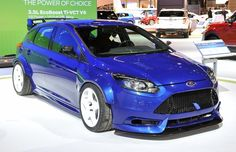Ford Focus TrackSTer 2013