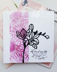 Magnolia, Dandelion, Stencils, Stamps, Cards, Seals, Magnolias, Dandelions, Templates