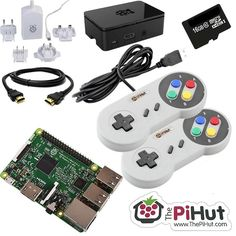 Visit The Link In Our Bio For Your Chance To Win a Raspberry Pi 3 Retro Gaming Bundles and SNES-style Game Pads! #pinterestegiveaway #console #giveaway #nintendo #Raspberry #gaming #gamer #videogames #gamestagram #sorteo #follow #followme #win #contest #sweepstakes #giveaways #giveawayindonesia #giveawayph #giveawaycontest #giveawayindo #giveawaymalaysia #entertowin #contestalert #goodluck