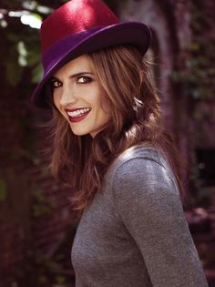 Stana Katic- i would cast her in a Charlie's angels reboot.