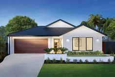 Explore The Bermuda new home design & floorplan by Porter Davis. The Bermuda is a single storey, 4 bedroom, 2 bathroom, 23 square house floorplan. Explore this house design today.