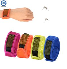 Healthcare Kits Bracelet+anti Mosquito Capsule Bugs Control Repellent Repeller Wristband For Kids Mosquito Killer Crazy Price Baby Care