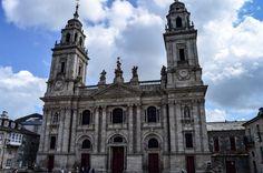 Catedral de Santa María de Lugo (Lugo - Spain)