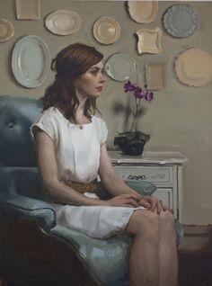 Mary Sauer Art: 2013 Portrait Society of America Finalist!