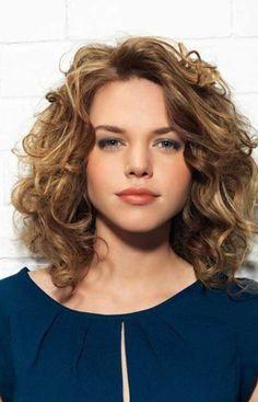 2016 Medium Hairstyles for Curly Hair | Haircuts, Hairstyles 2016 and Hair colors for short long & medium hair