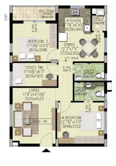 Ready made design of house