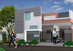 Front Door Colors With Stone House 64 Trendy Ideas Facade Design, Door Design, Exterior Design, Single Floor House Design, House Front Design, Building Elevation, House Elevation, House Front Gate, Victorian House Interiors