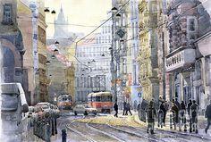 Prague Vodickova str