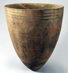 artpropelled:  Jomon pottery