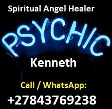 Accurate Psychic Readings - Ask Love Psychic Kenneth, Call WhatsApp: +27843769238