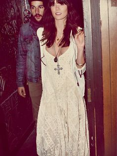 Free People FP ONE Cast Away Gown http://www.freepeople.com/whats-new/fp-one-cast-away-gown/