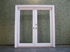 12 ft french doors with operable sidelights home for Sliding french doors with sidelights