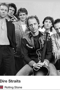 Mark Knopfler and Dire Straits 80s Music, Music Icon, Rock Music, Dire Straits, Beatles, Mark Knopfler, Nostalgia, Rock Legends, Sound Of Music
