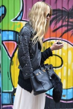#fashion #streetstyle #models #runway #black