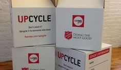 FlatRate Moving's Upcycling Program Makes Moving More Meaningful with Salvation Army