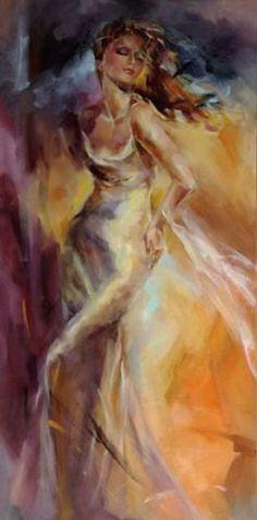 Razumovskaya, Anna - Woman- Dancing to Silent Music