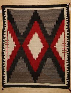 Historic Regional Navajo Rug