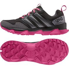 1612eae253f2 adidas B33765 Womens Gsg9 Trail W BlackNight MetBold Pink 9     More info  could