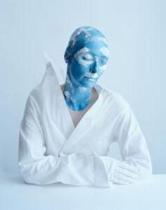 Тильда Суинтон в сюрреалистичной фотосессии журнала W Mag