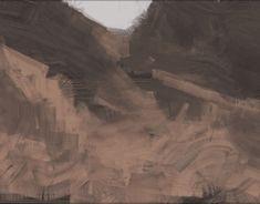 Environment Sketch, Flying Dutchman, Landscape Design, Digital Art, Behance, Profile, Photoshop, Gallery, Check
