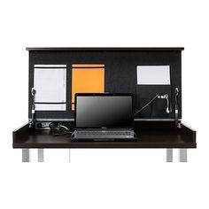 ikea hide a way desk