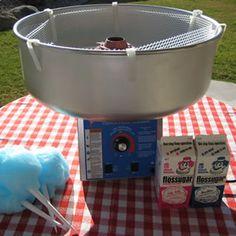 cotton machine recipe