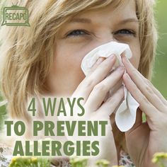 Dr Oz: Ragweed Allergies | Recapo re The Dr Oz Show