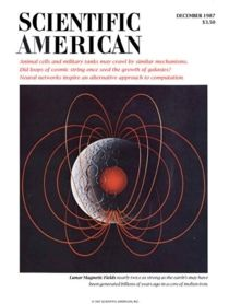 The May 1988 issue of Scientific American magazine details today's ongoing degrading of earth's once powerful magnetic field, which is now measured at only about 50% of its intensity several centuries ago. Scientists calculated if this degradation continues there will not be a sufficient magnetic field to support life within 1500 years.   Last 300 years it has fallen the most.