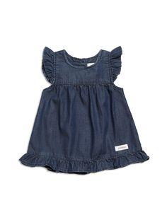 Klänning, Blå, Kids - KappAhl