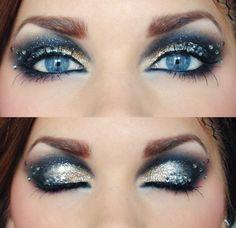 """Fantasy"" ......... Linda Hallberg - makeup artist"