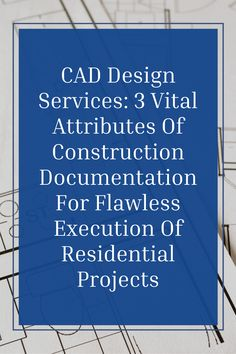 Top providers of #caddesignservices like #theaecassociates ensure efficient and successful execution of complex multi-family residential projects with an accurate and precise #constructiondocumentation set. Let's Check Out How; ... .. . #cadservices #caddrafting #caddrawing #CAD #Cadoutsourcing #construction #architecturedesign
