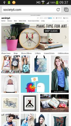 How to sell your artwork on sites like Society 6