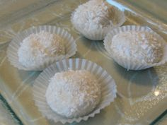 Another vegan candy to try for valentine's day. Raffaellos.