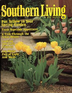 April 1984 | Put Yellow in Your Spring Garden