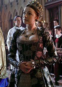 Mary Tudor as played by Sarah Bolger