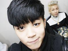 Park Jimin & Kim Nam-joon (BTS)