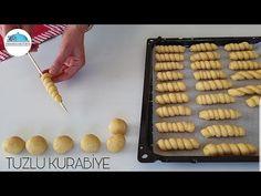 Salt Cookies Recipe, Cheese Cookies, No Bake Cookies, Cookie Recipes, Baking Cookies, Turkish Delight, Pastry Shop, Food Platters, Challah