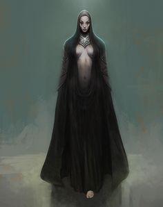 Castlevania Lords of Shadow Carmilla Vampire