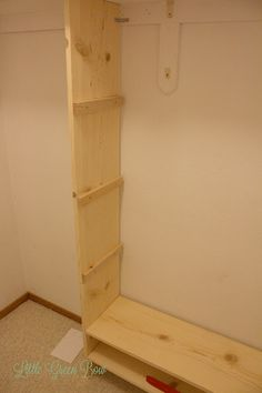 DIY Closet Shelves | How to Make DIY Closet Organizers and Clean Out Your Walk-in Closet ...