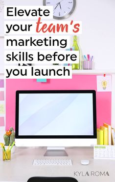 Who decides how you market your business? You or your team? Seems like a silly question on the surface, doesn't it? Of course you make the marketing decisions and you rely on your team to help you implement them! But there's a hidden dynamic you may not have considered – your team's marketing skills may …