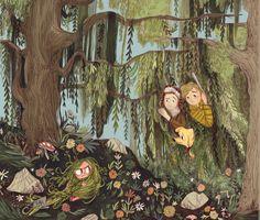 The Canvas' Prime     (azertip:     EMILY M HUGHES Wild - Emily Hughes -...)