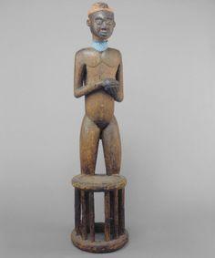 Kom Mbang Nafon Effigy Thrones, Cameroon