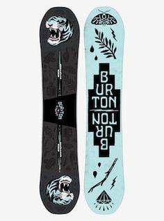 Women's Burton Rewind Snowboard shown in 141