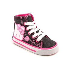 Fashion you cant miss Hello Kitty Bow, Hello Kitty Clothes, High Top Sneakers, Shoes Sneakers, Toddler Girl Style, Toddler Girls, Shoe Deals, Girls Shoes, Fashion Shoes