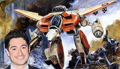 Robotech: Το σενάριο αναλαμβάνει ο Jason Fuchs // More: https://hqm.gr/robotech-jason-fuchs-writer // #JasonFuchs #Otaku #Robotech #Series #SonyPictures #Anime #Entertainment #Movies #TV