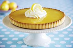 Move Over Lemon Tart; Zingy Passion Fruit Tart is Stealing the Show: Passion Fruit Tart