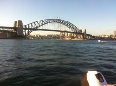 Beautiful Sydney harbour bridge