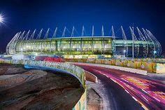 Estadio Brasil 2014.