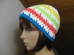 Mütze, Beanie im Boshi Style, Übergangsmütze von IDS-Style auf DaWanda.com