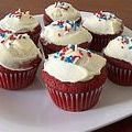 Cupcake Recipes from Scratch: Red Velvet Cupcakes